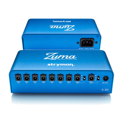Strymon | Zuma | High Current 9-Output Pedal Power Supply - Gsus4