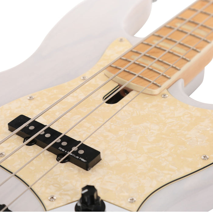 SIRE Marcus Miller | 2nd Gen | V7 WB | 4 St Bass | Swamp Ash Maple | W/ Gig Bag - Gsus4