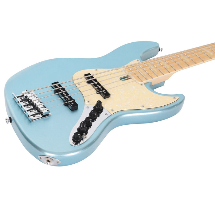 SIRE Marcus Miller | 2nd Gen | V7 LPB | 5 St Bass | Swamp Ash Maple | W/ Gig Bag
