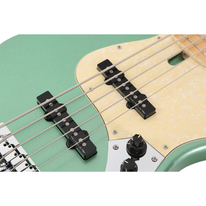 SIRE Marcus Miller | 2nd Gen | V7 SG | 5 St Bass | Swamp Ash Maple | W/ Gig Bag