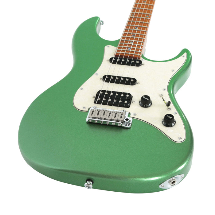 SIRE Larry Carlton | S7 SG | Alder & Roasted Maple | w/ GigBag | Sherwood Green