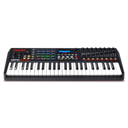 Akai MPK249 49 Key Performance USB Midi Keyboard Controller - Gsus4
