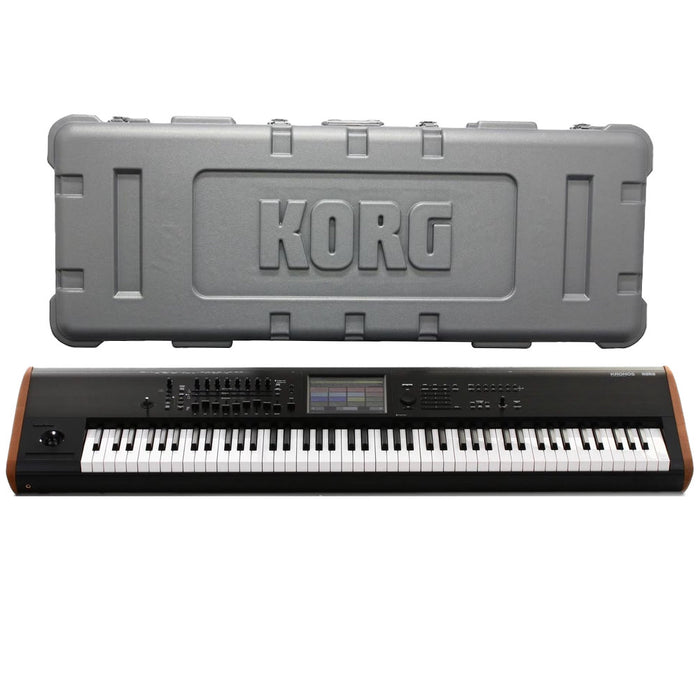 KORG | KRONOS 2 | Keyboard Workstation | 88 Key | w/ KORG Hard Case
