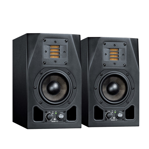 "ADAM Audio - A3X - AX SERIES 2-Way 4.5"" & X-ART Tweeter Studio Nearfield Monitors (Pair)"