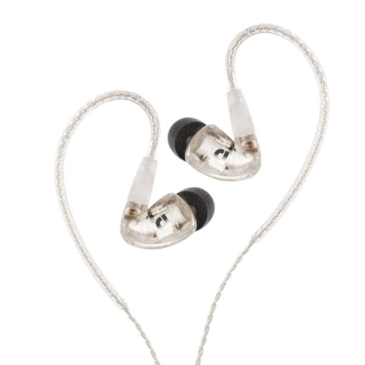 Audiofly | AF1120 MK2 | SiX BA Drivers In-Ear Monitors | Clear