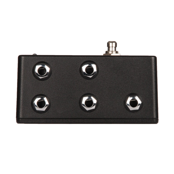 Goodwood Audio | The ACOUSTIC Interfacer | Pedalboard Junction Box for Acoustic - Electric Guitars