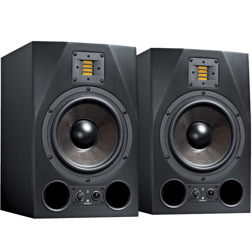 "ADAM Audio - A8X - AX SERIES 2-Way 8.5"" & X-ART Tweeter Studio Nearfield Monitors (Pair)"