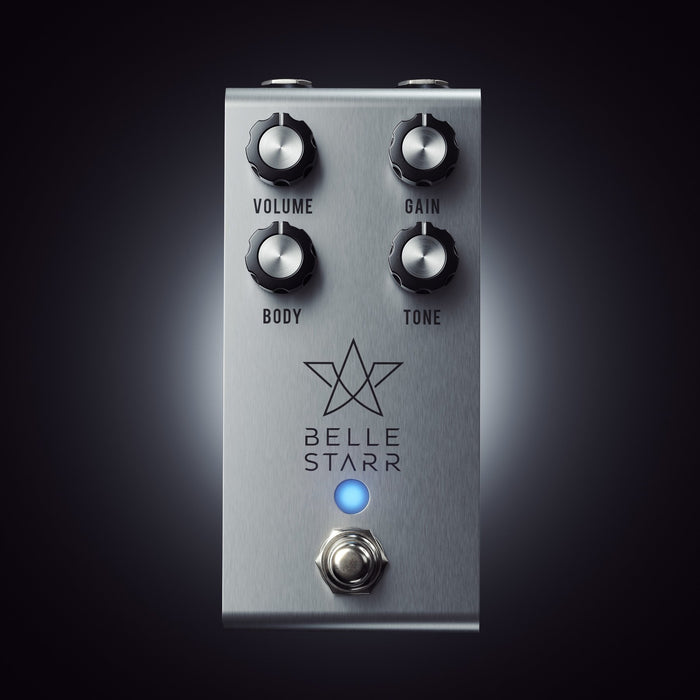 Jackson Audio | BELLE STARR | Drew Shirley Signature Overdrive