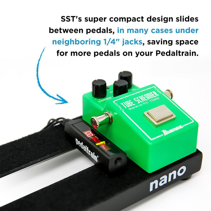 Pedaltrain | SST Space Saver Chromatic Tuner - Gsus4