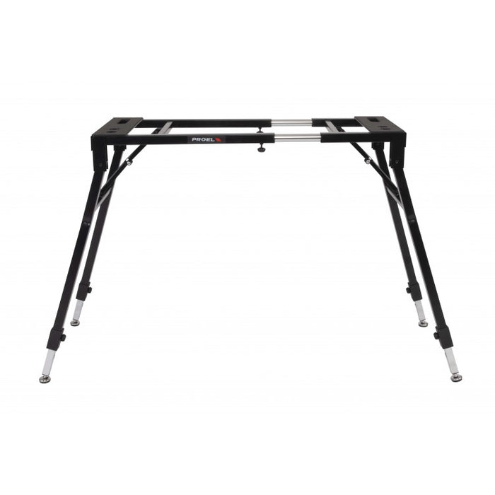 PROEL | EL270 | Universal Adjustable Keyboard Stand | Desk Type | Heavy Duty