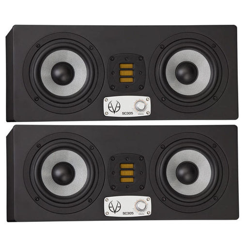 "Eve Audio | SC305 | 3-Way 5"" 5"" AMT RS3 Tweeter 