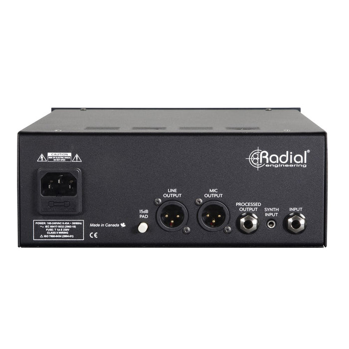 Radial | HDI | High Definition Studio Direct Box | w Transformer Saturation & Line Out