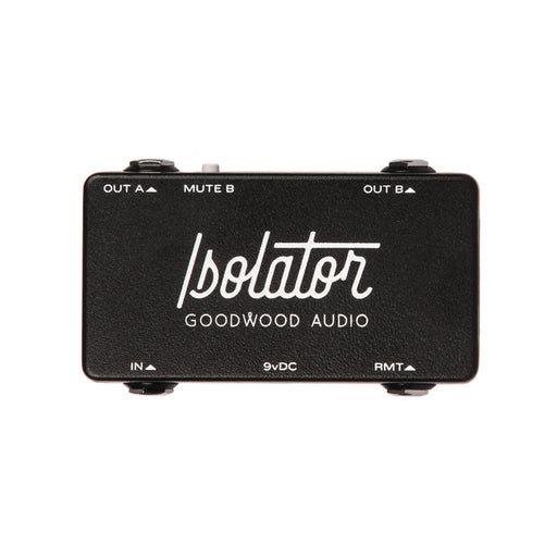 Goodwood Audio | The Isolator | Isolated Split for Wet / Dry Effects | ABY Switch
