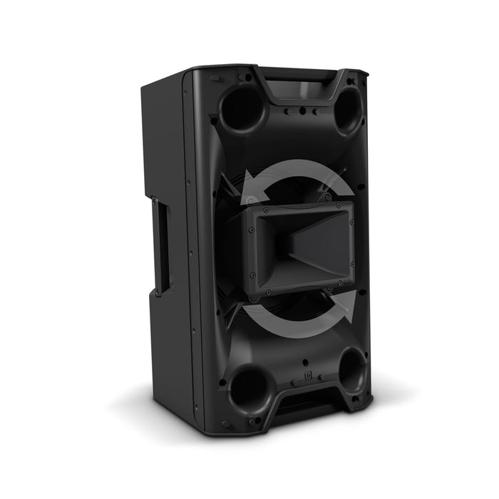 "LD Systems | ICOA 15A | Active Coaxial | 15"" 1,200W Powered PA Speaker 