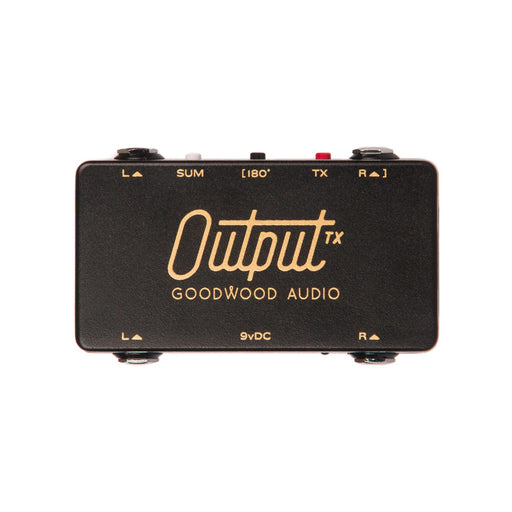 Goodwood Audio | The Output TX | Stereo / Mono Summing w/ Audio Transformer