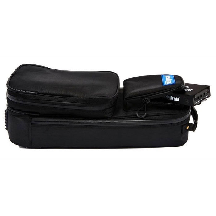 Pedaltrain Premium Soft Case Hideaway Backpack - Nano / Nano+ Case by Pedaltrain - Gsus4