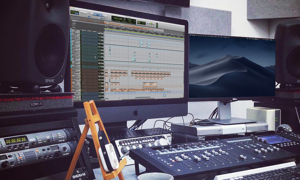 AVID | Pro Tools v2020 | Perpetual Licence | w/ Software Updates & Support Plan