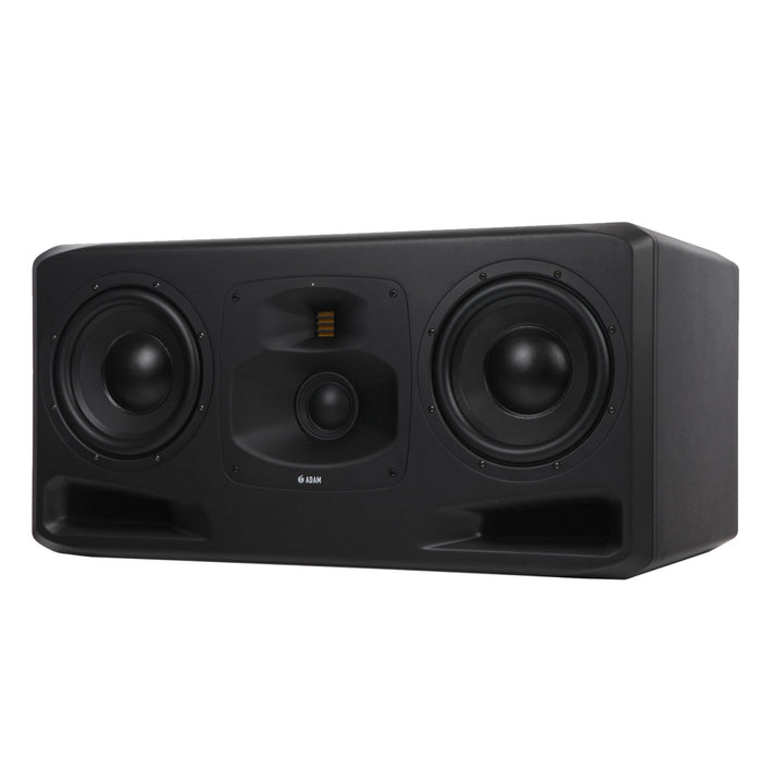 "ADAM | S5H (Each) | S SERIES | 3-Way 2x10"", 4"" Mid Dome, S-ART Tweeter 
