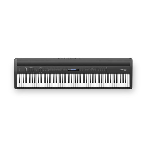 Roland FP-60 Keyboard - Compact 88 Weighted Keys w/ On-Board Speaker & Bluetooth Audio Keyboard by Roland - Gsus4