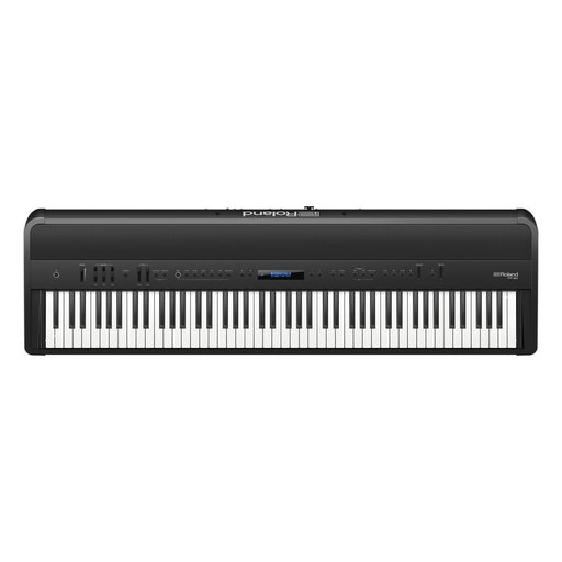 Roland FP-90 Keyboard - Compact 88 Weighted Keys w/ On-Board Speaker & Bluetooth Audio Keyboard by Roland - Gsus4