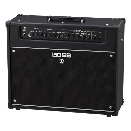 "BOSS KATANA ARTIST - Waza 100W 1x12"" Flagship Combo Amplifier w/ On-Board Effects Electric Amp by BOSS - Gsus4"
