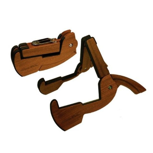 CooperStand Pro G Folding Wooden Guitar Stand - Gsus4