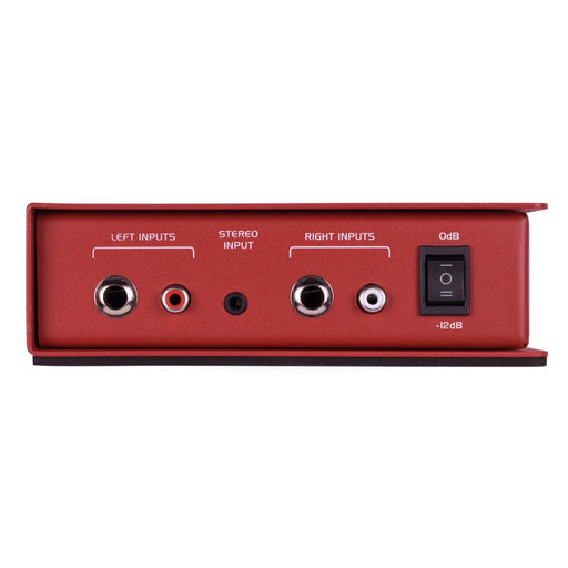 Samson MCD2 Pro - Stereo Passive PC Direct Box
