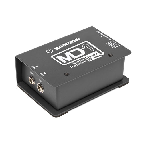 Samson MD1 - Mono Passive Direct Box - Gsus4