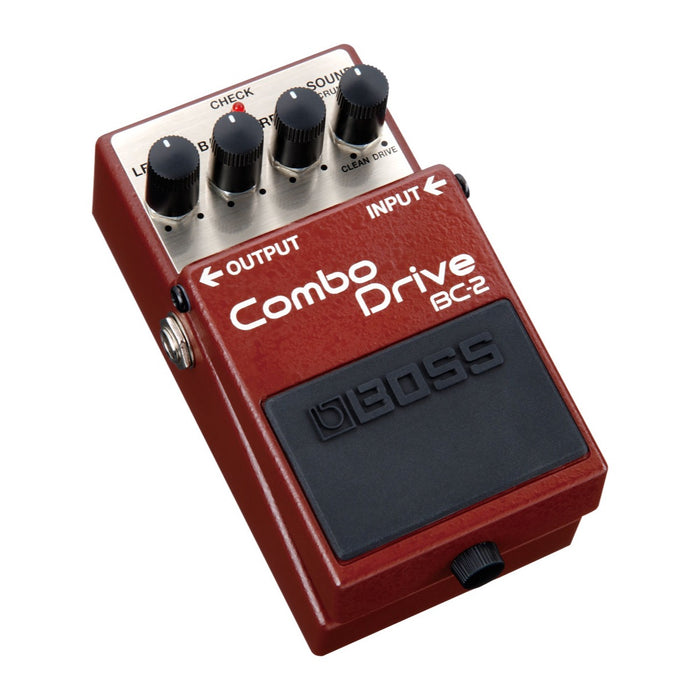 BOSS BC-2 COMBO DRIVE (BC2) Gain Device by BOSS - Gsus4