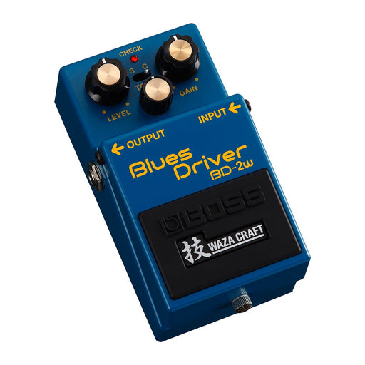 BOSS BD-2W BLUES DRIVER WAZA CRAFT SPECIAL EDITION (BD2W) Gain Device by BOSS - Gsus4