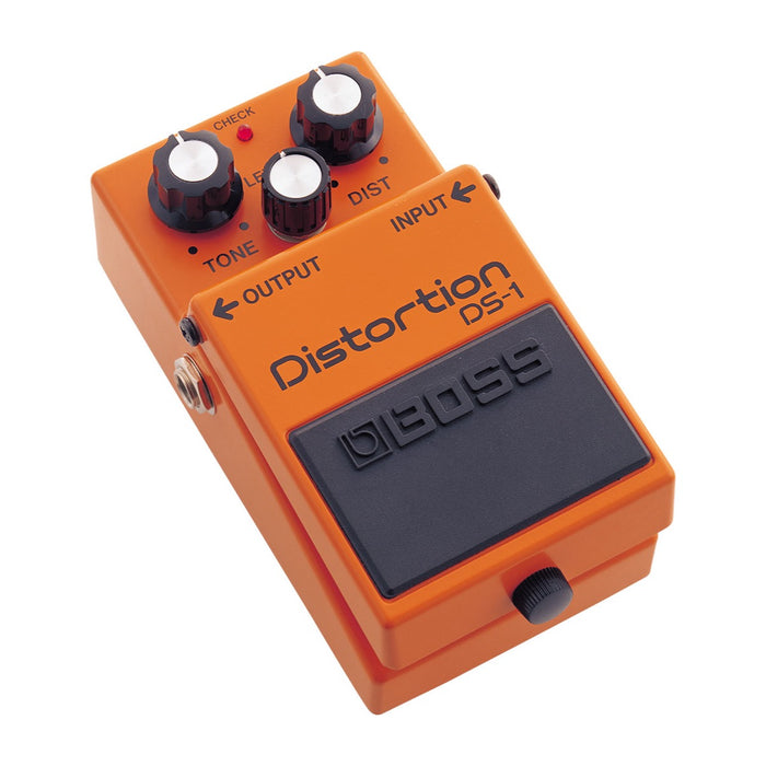 BOSS DS-1 DISTORTION (DS1) Gain Device by BOSS - Gsus4
