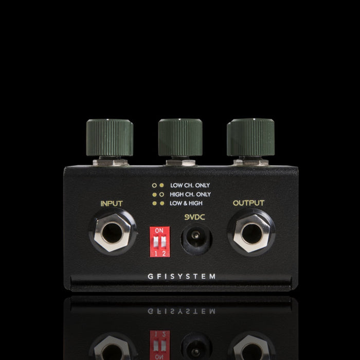 GFI System | Jonassus | Dual Channel Overdrive - Gsus4