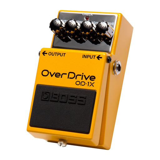 BOSS OD-1X SPECIAL EDITION OVERDRIVE (OD1X) Gain Device by BOSS - Gsus4