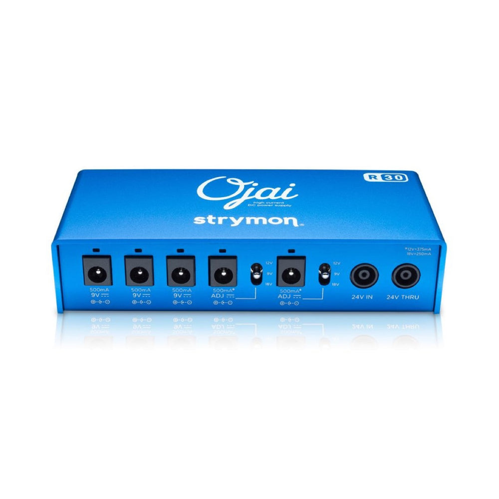 Strymon Ojai R30 - High Current, Low-Profile DC Power Distribution