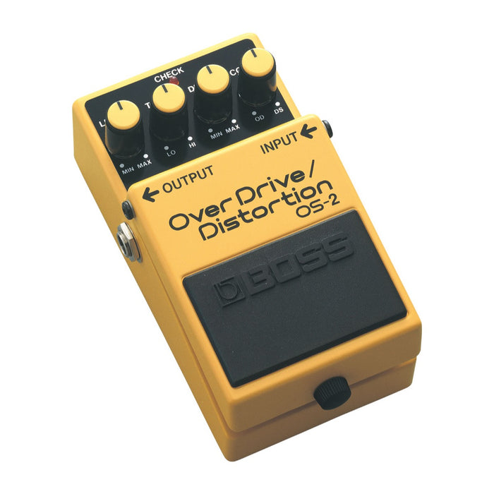 BOSS OS-2 OVERDRIVE/DISTORTION (OS2) Gain Device by BOSS - Gsus4
