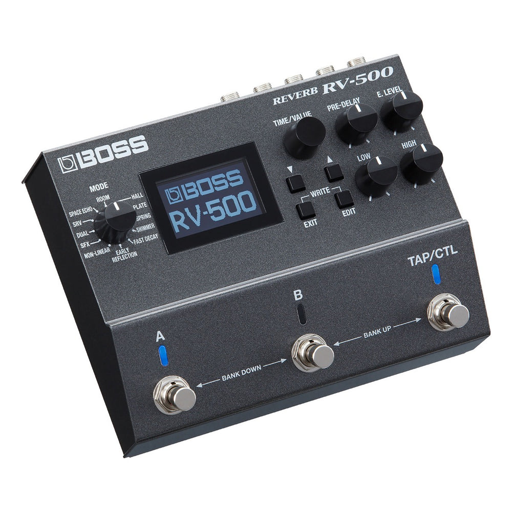 BOSS RV-500 REVERB EFFECTS PEDAL (RV500) Reverb Device by BOSS - Gsus4