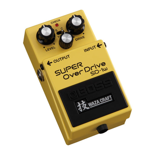 BOSS SD-1W SUPER OVERDRIVE WAZA CRAFT SPECIAL EDITION (SD1W) Gain Device by BOSS - Gsus4