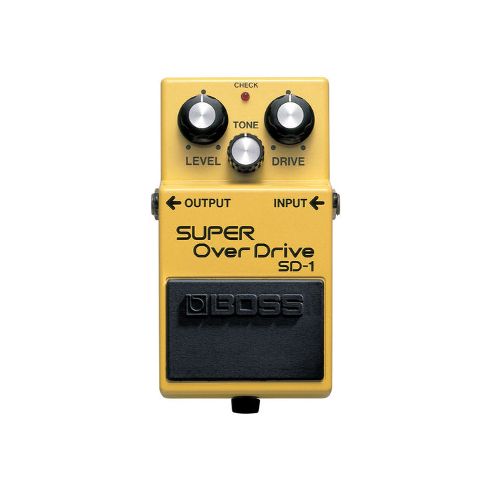 BOSS SD-1 SUPER OVERDRIVE (SD1) Gain Device by BOSS - Gsus4