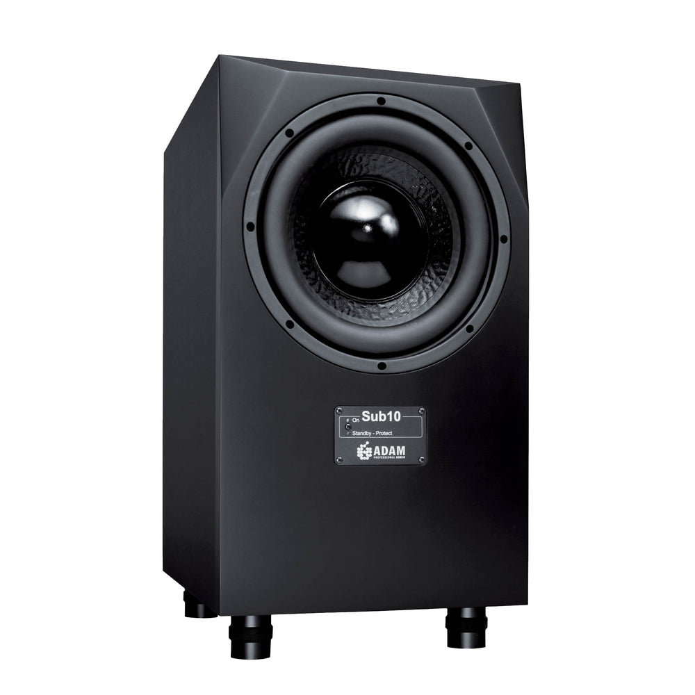 "ADAM Audio - Sub 10 MK2 - 10"" 200W Active Subwoofer Studio Monitor"