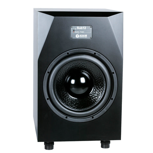 "ADAM Audio - Sub 12 - 12"" 200W Active Subwoofer Studio Monitor"