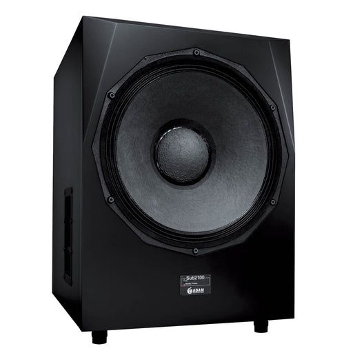 "ADAM Audio - Sub 2100 - 21.5"" 1000W Active Subwoofer Studio Monitor"