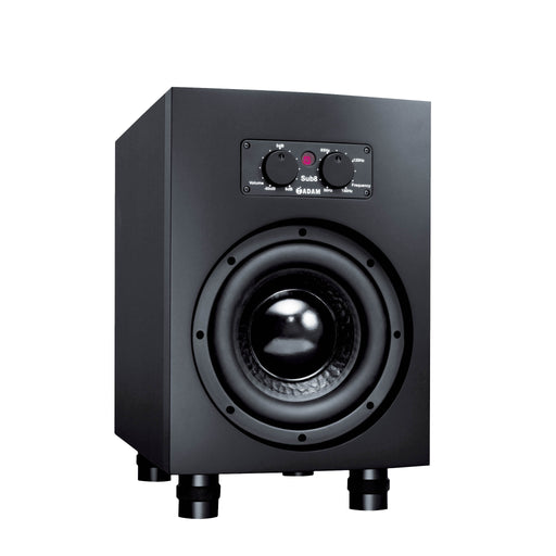 "ADAM Audio - Sub 8 - 8.5"" 160W Active Subwoofer Studio Monitor"