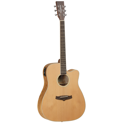Tanglewood | TW11DCEOL | Winterleaf Dreadnought | Solid Cedar Top | Acoustic Guitar w/ Pickup