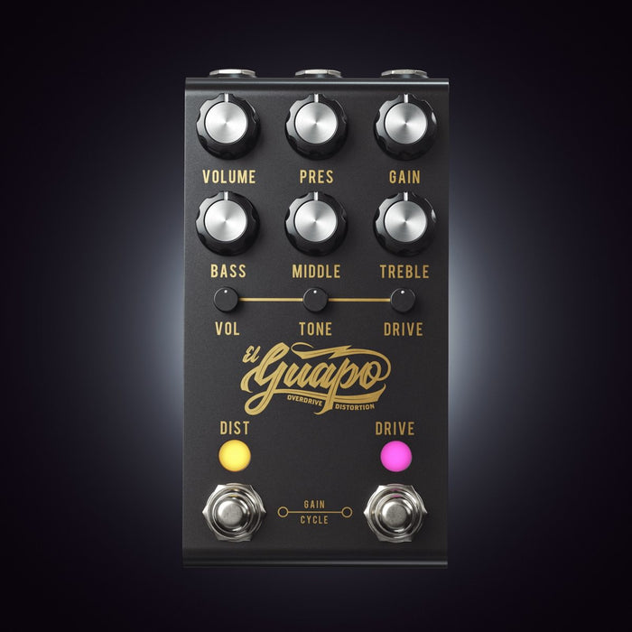 Jackson Audio | EL GUAPO | Mateus Asato Signature Distortion Overdrive