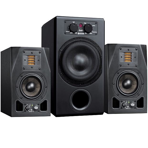 "ADAM | A3X | AX SERIES | 2-Way 4.5"" & X-ART Tweeter 