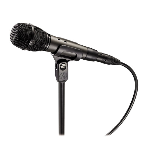Audio Technica ATM710 Cardioid condenser vocal mic for studio quality vocal reproduction