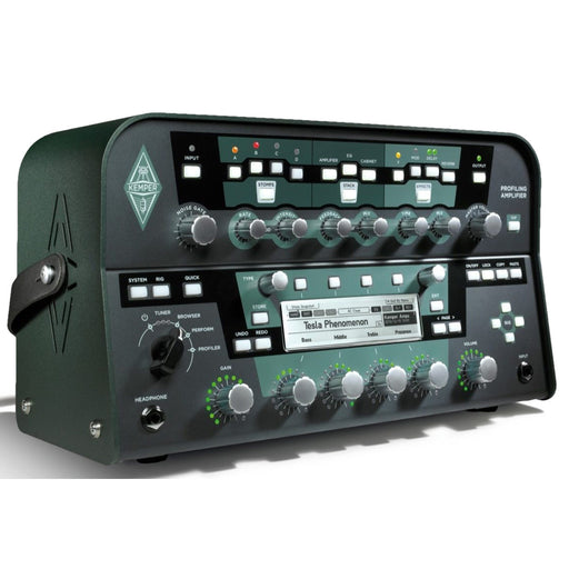 Kemper | Profiler Head | Profiling Amp Head | Black - Gsus4