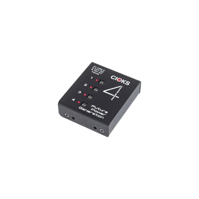CIOKS | CIOKS 4 | Power Supply Expander | Supports up to 24V & USB-C Power Input