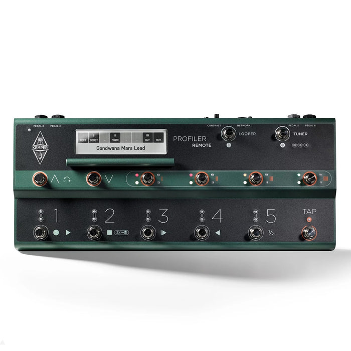 Kemper | Profiler Rack & Remote Bundle | Rackmount Profiling Amp Head - Gsus4