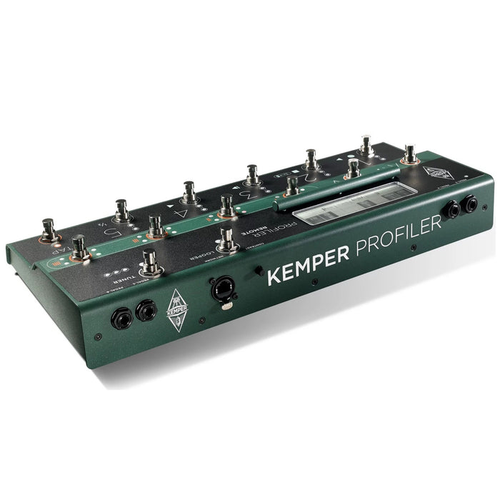 Kemper | PowerRack & Remote Bundle | Rackmount 600W Powered Profiling Amp - Gsus4